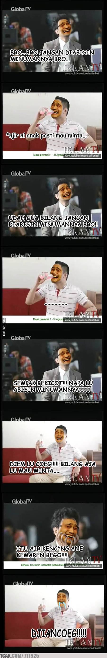 Kumpulan MEME Indonesia Rakaskanza